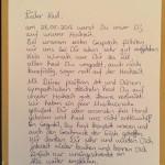 AMG – RCA die Villa – Residenzclub A Affalterbach - Feedback Isa und Mirko